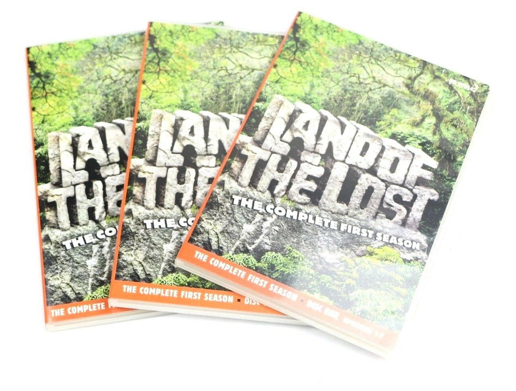 Land of the Lost - The Complete First Season DVD - Fazoom