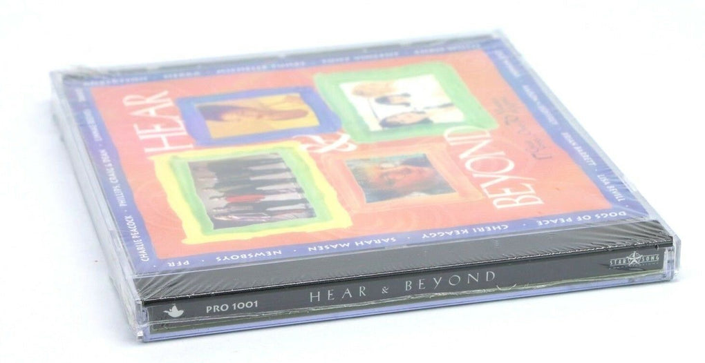 Hear & Beyond 17 Great Songs CD ~ Cheri Keaggy, Newsboys, PFR, Cece Winans ~ New - fazoom