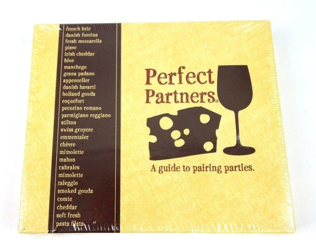 Perfect Partners GUIDE TO PAIRING PARTIES Cheese Beer Wine 2011 - Fazoom