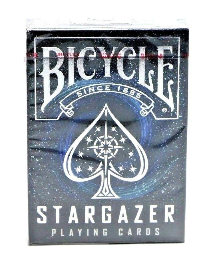 Bicycle Stargazer Poker Size Standard Index Playing Cards - Fazoom
