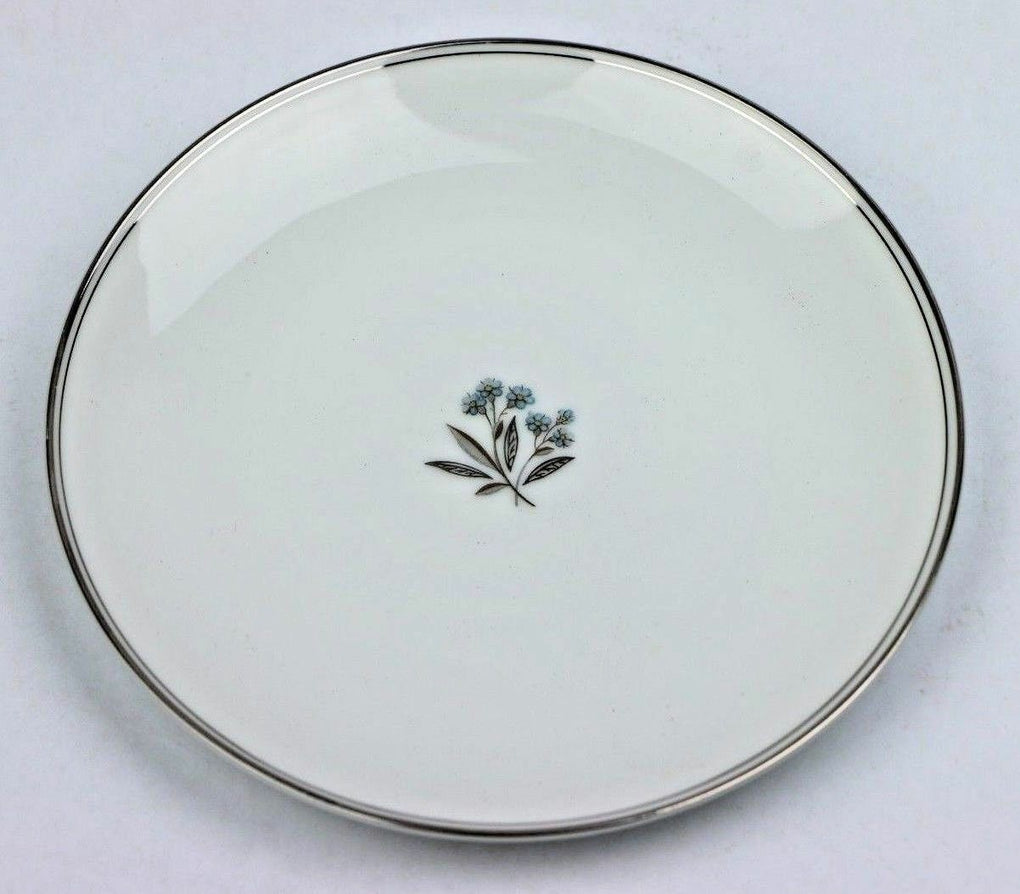 Noritake China Bessie Pattern 5788 Bread & Butter Plate 6-3/8