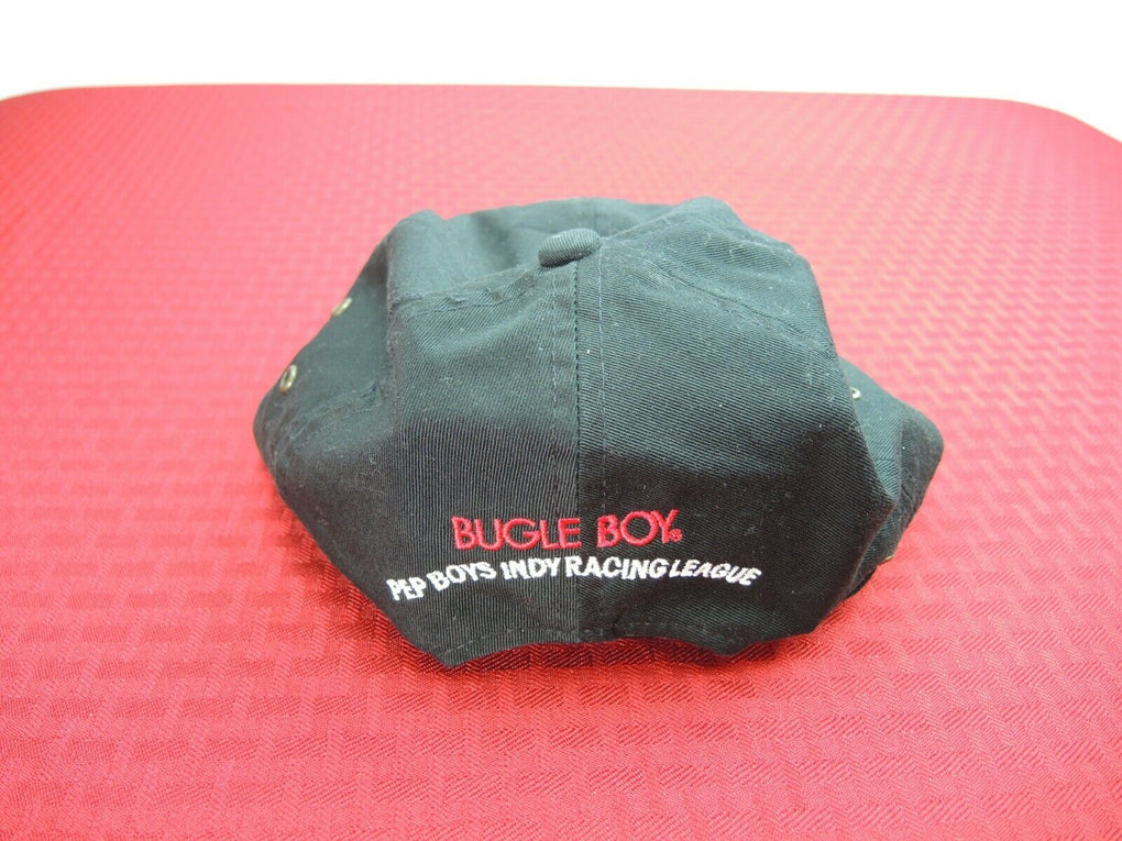 Scandia Bugle Boy Pep Boys Indy Racing Adjustable Strapback Hat Cap - fazoom
