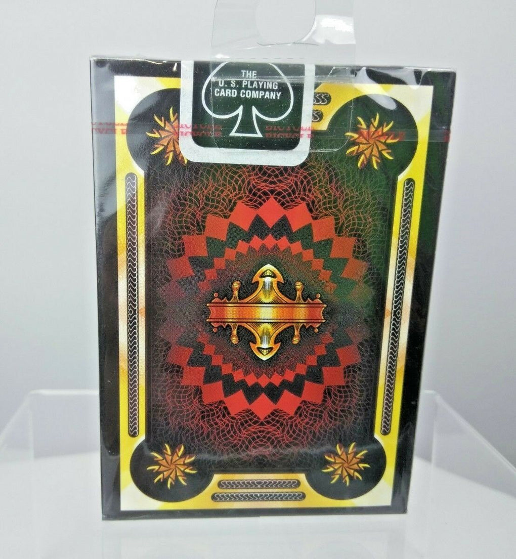 Bicycle Emotions Limited Edition Playing Cards Poker Size Deck - Fazoom