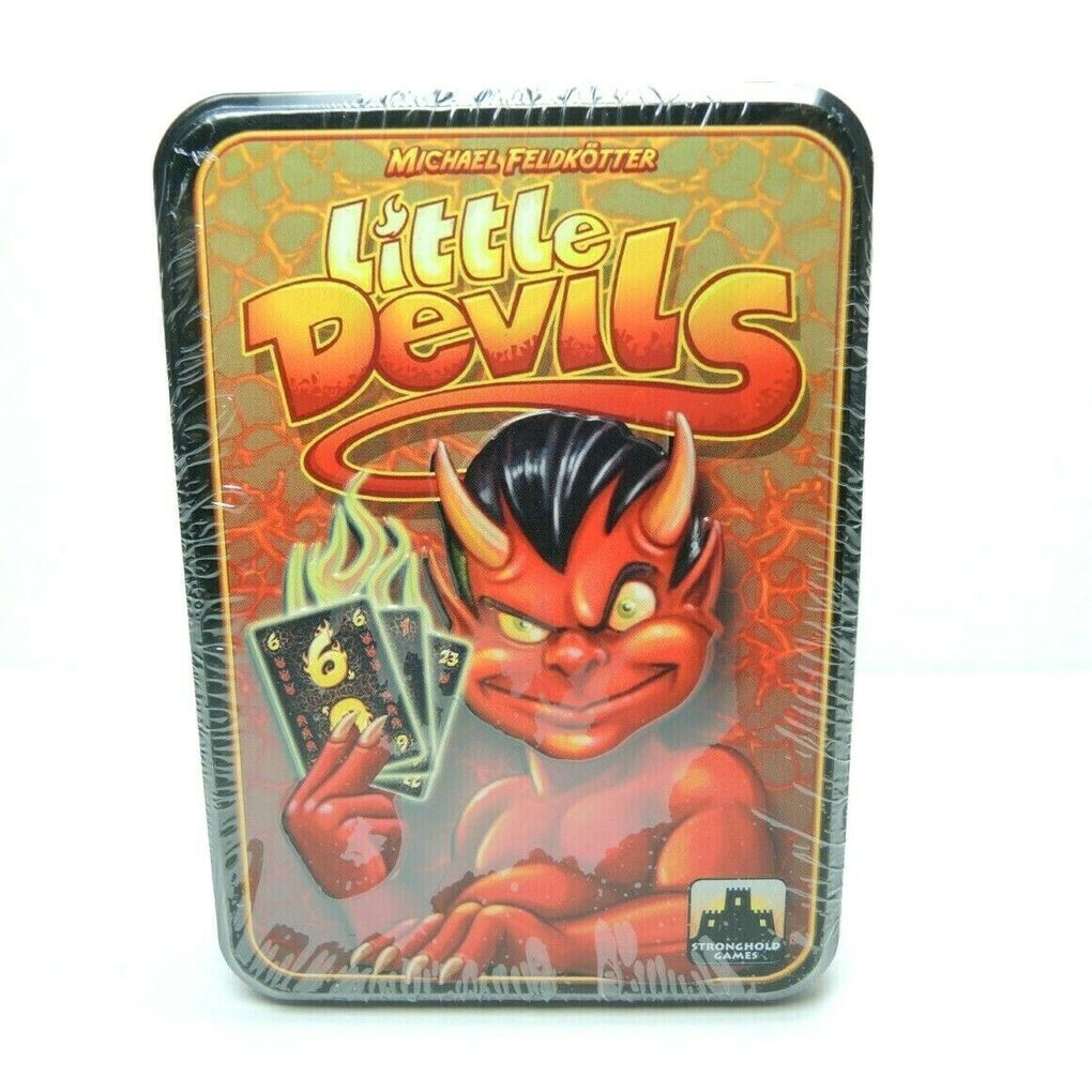 Little Devils (2012) Card Game ~ Stronghold Games ~ Michael Feldkotter - fazoom