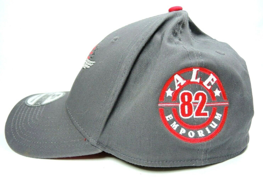 Ale Emporium Hermanaki Wings Fitted Hat L/XL New Era 39Thirty Indianapolis Cap - fazoom