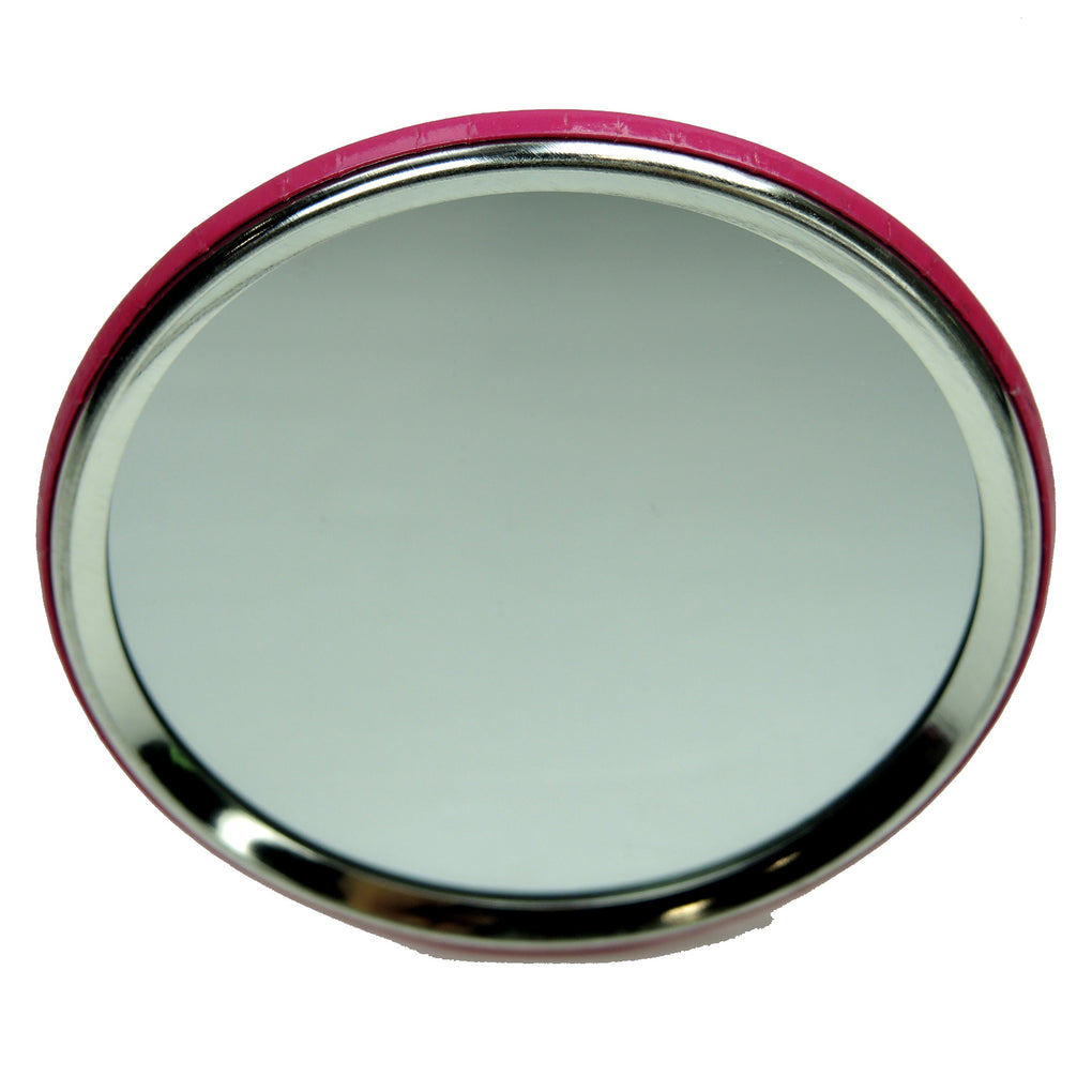 Avon Live the Boss Life Compact Pocket Mirror (Pink) - Fazoom
