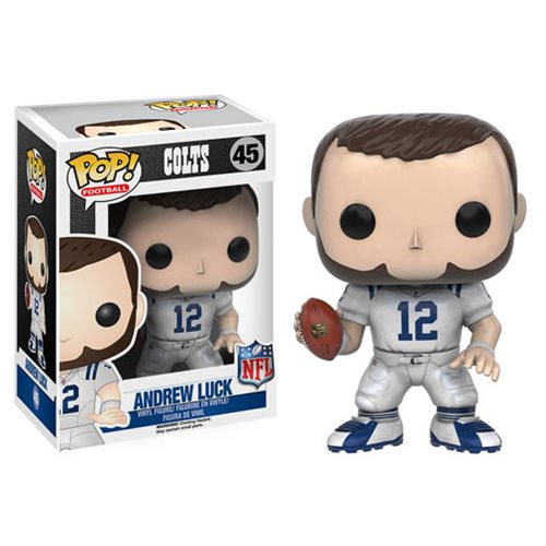 NFL Andrew Luck Wave 3 Pop! Vinyl Figure - Fazoom