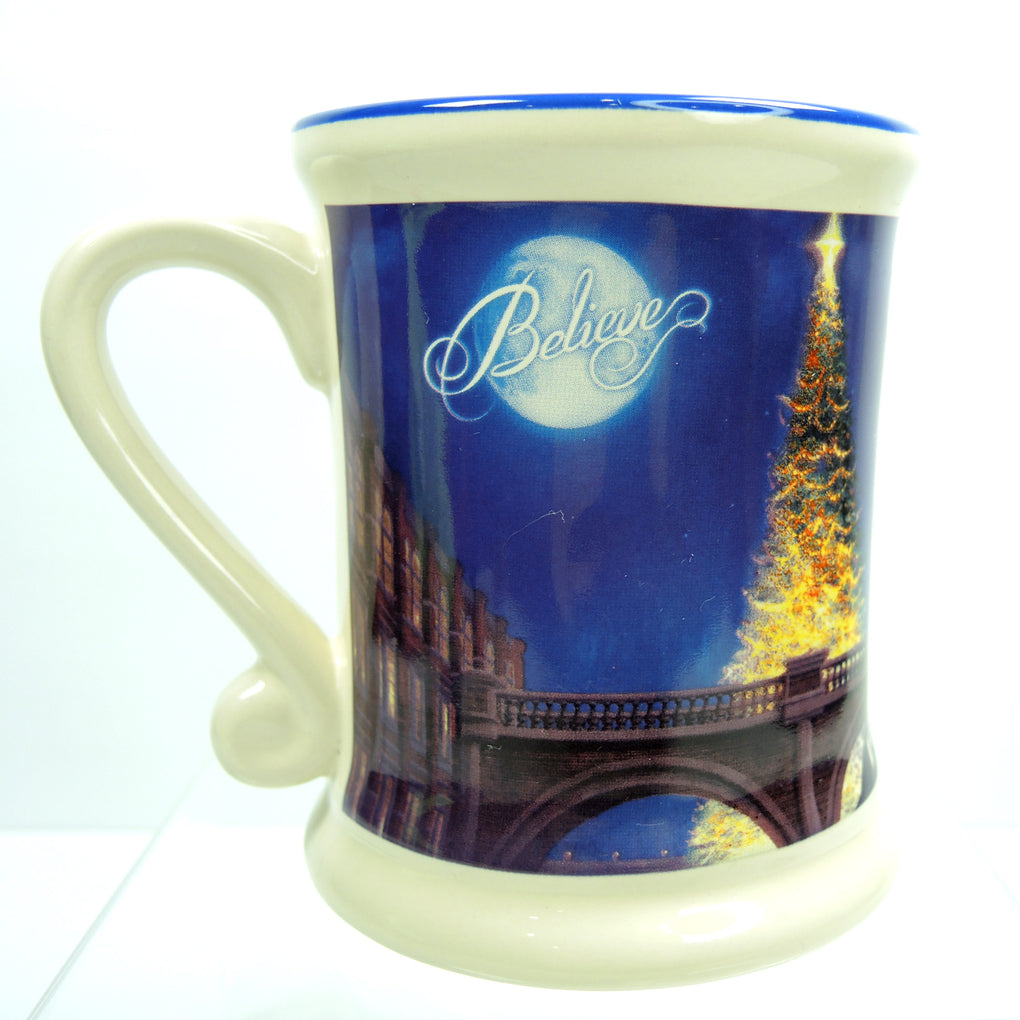 The Polar Express All Aboard Christmas Coffee Mug ~ 12oz - Fazoom