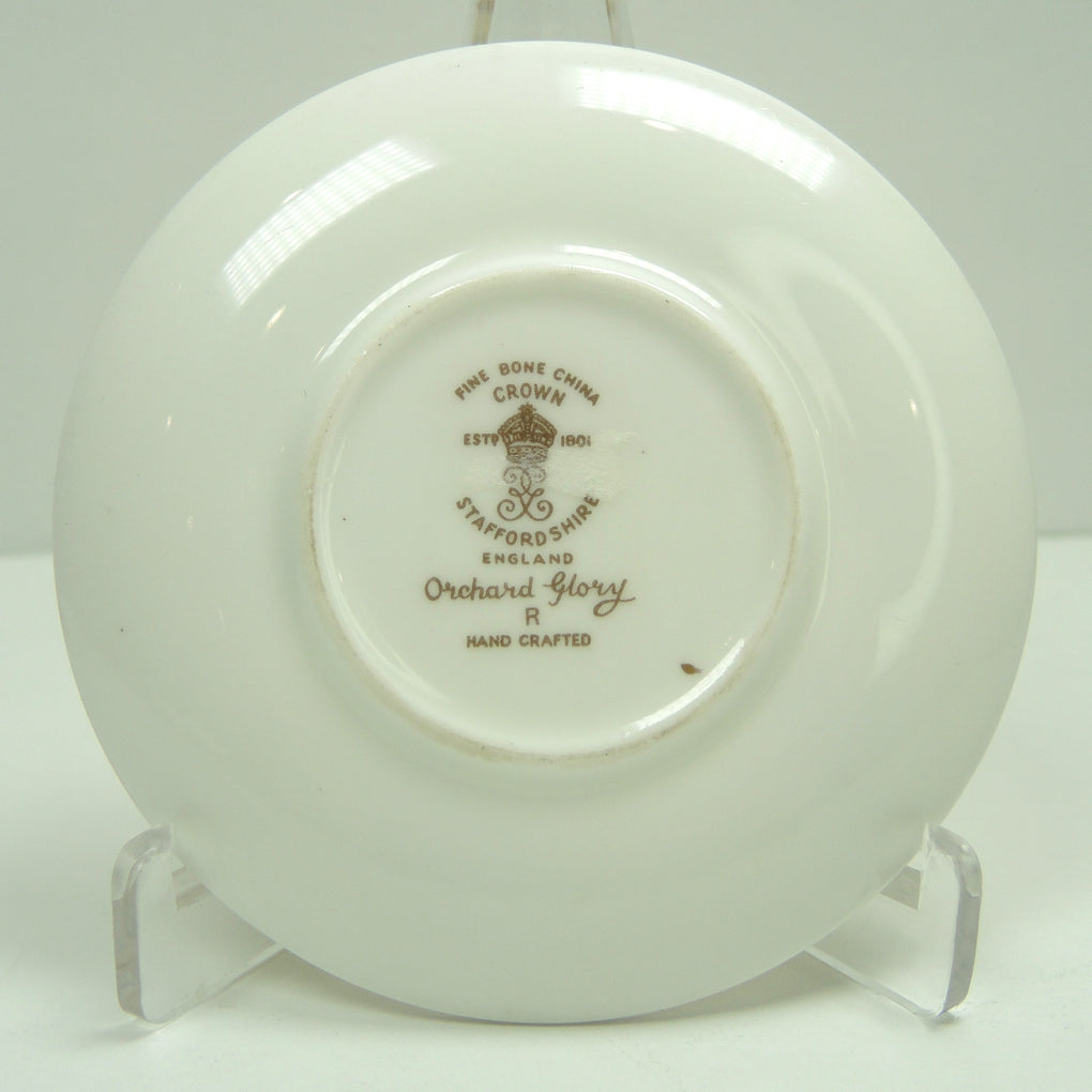 Stafford Shire Orchard Glory Miniature Plate (3 Inch Diameter) - Fazoom