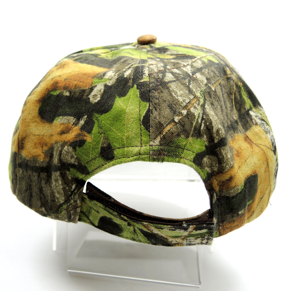Tony's Restaurant Got Bacon Camo Hat ~ Adjustable Strapback Cap ~ Birch Run Michigan - Fazoom