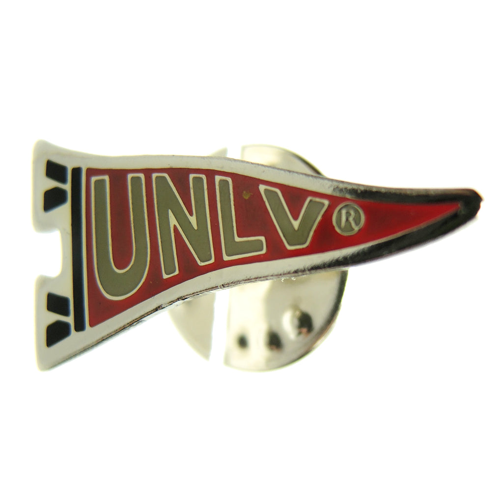 UNLV Pennant NCAA Lapel Pin