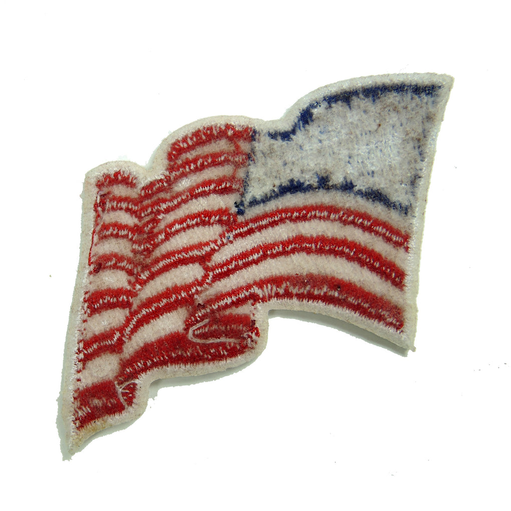 USA American Flag Patch - Fazoom