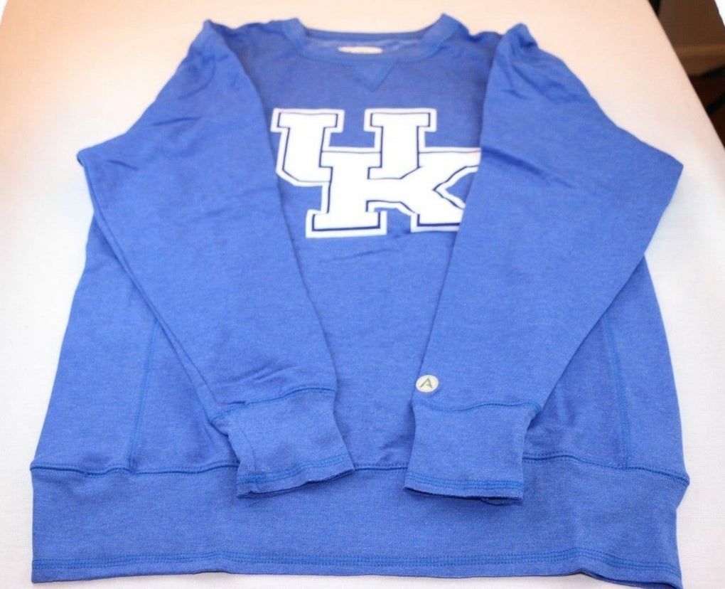 University of Kentucky Wildcats Sweatshirt (Large, Blue) - Fazoom