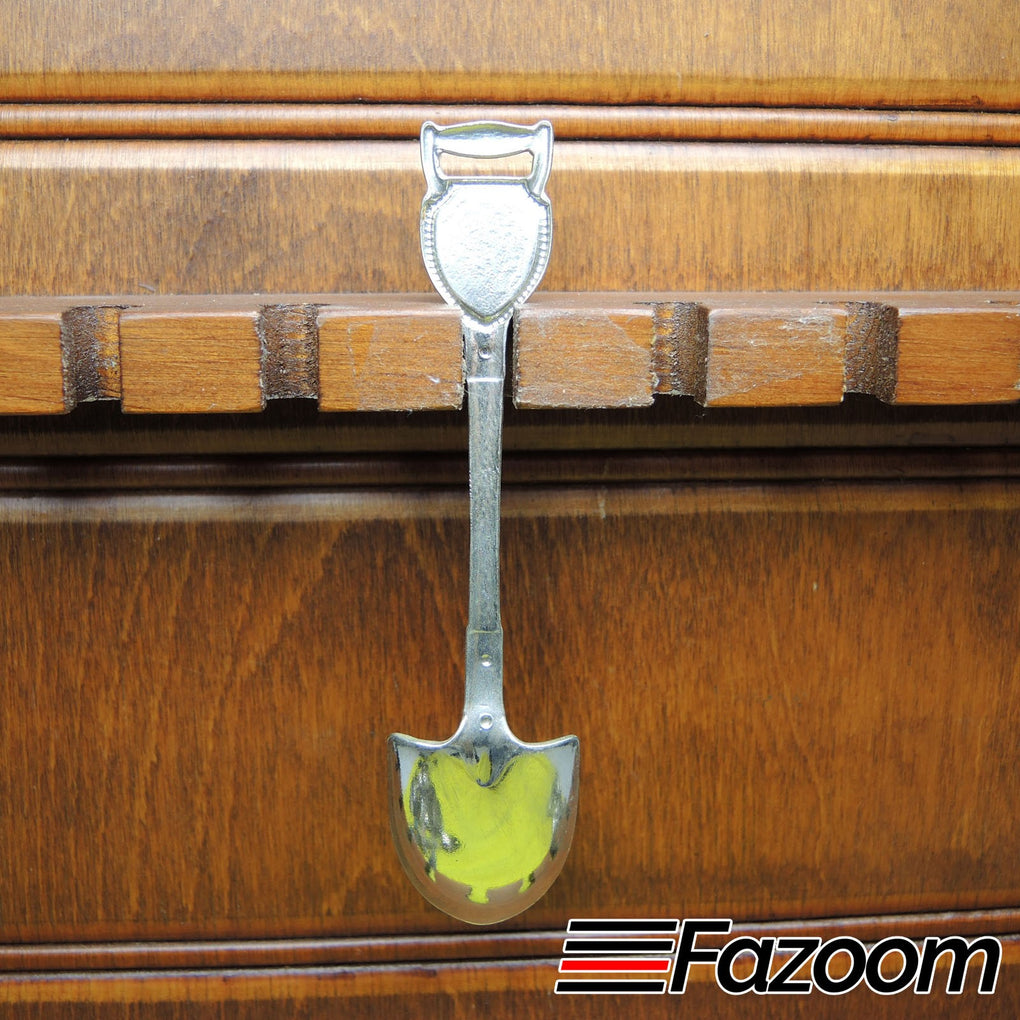 Utah State Conestoga Wagon Shovel Souvenir Collectible Spoon - Fazoom
