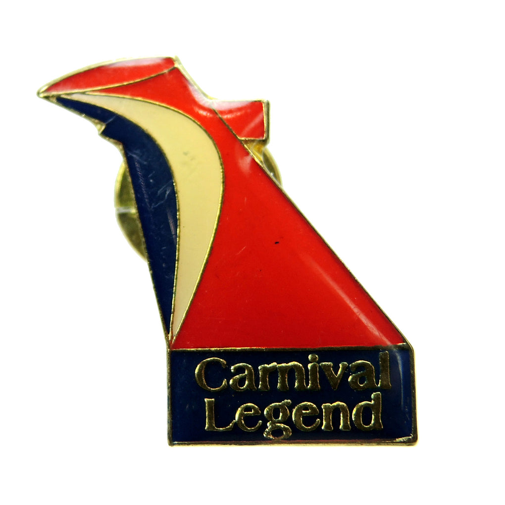 Carnival Cruise Lines Legend Lapel Pin - Fazoom