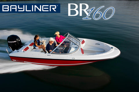 BAYLINER BOW RIDER 160