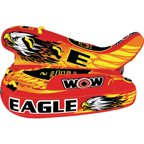 INFLABLE TOWABLE WOW EAGLE 3PERS - 171040