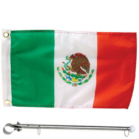FLAG DE MEXICO SEACHOICE 50-78271
