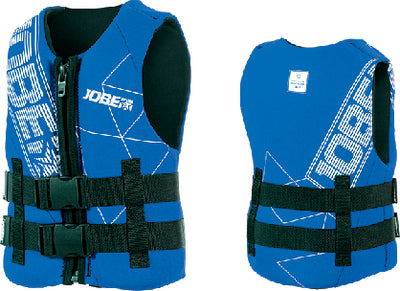 CHALECO NEOPRENE VEST YOUTH BLUE JOBE - 673-247718007