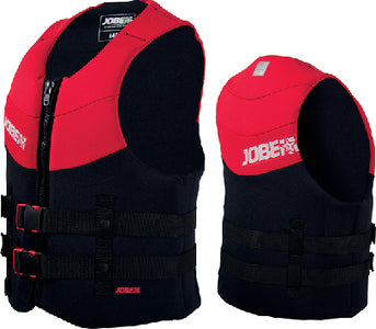 CHALECO NEOPRENE VEST MEN RED LARGE JOBE - 673-247718018L