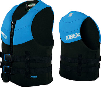 CHALECO NEOPRENE VEST MEN BLUE LARGE JOBE - 673-247718019L