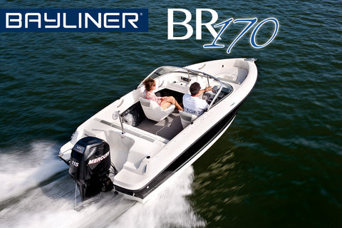 BAYLINER BOW RIDER 170