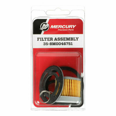FILTRO ASSEMBLY MERCURY - 8M0046751