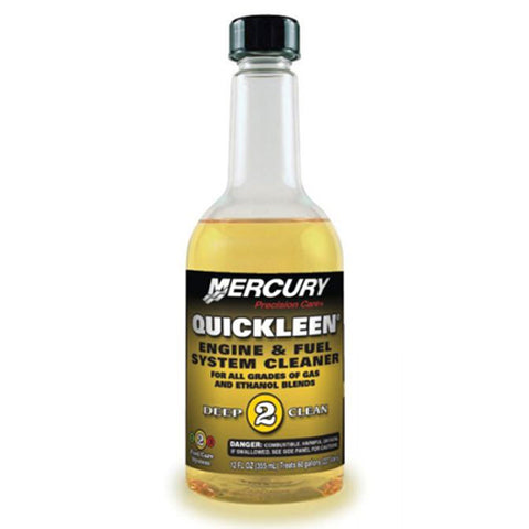 QUICKLEEN ENGINE & FUEL SYSTEM CLEANER #2 - 8M0047931