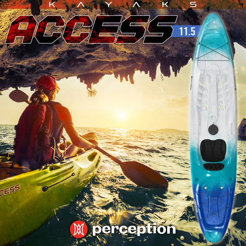KAYAK ACCESS 11.5 SEA SPRAY - 9350625105