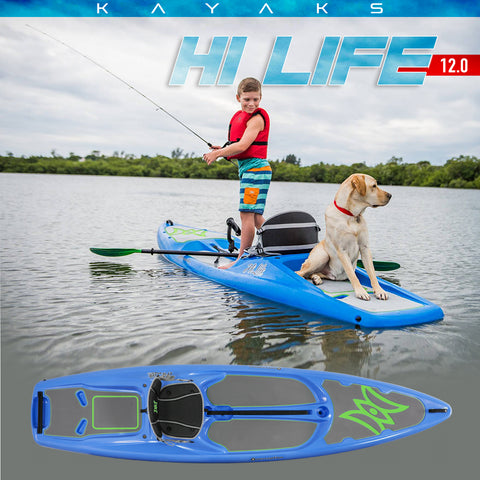 KAYAK HI-LIFE! 11.5 BLUE - 9351597081