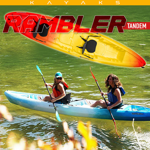 KAYAK RAMBLER 13.5 SUNSET - 9350645042