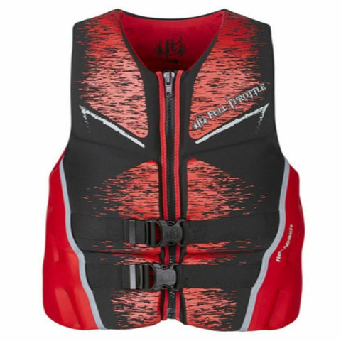 CHALECO FULL THROTTLE  XL RED - 14250050005019
