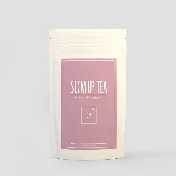 Cleanse & Revitalise -14 Day Pack - SlimUp Tea