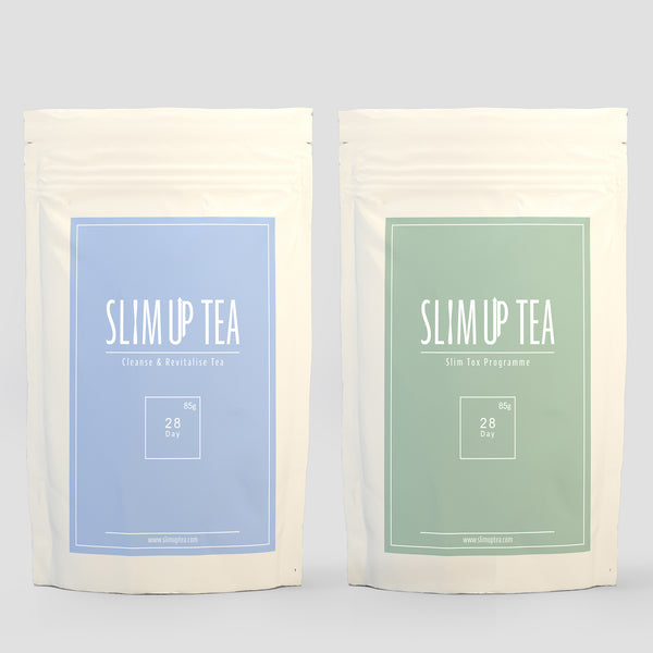28 day SlimTox & Cleanse Programme - SlimUp Tea