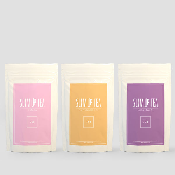 Health & Wellness Pack - SlimUp Tea