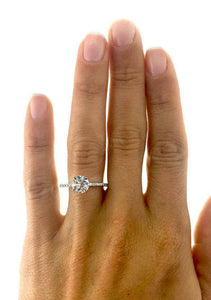 1.8 Carat Round Brilliant Cut, Beautiful Round Diamond