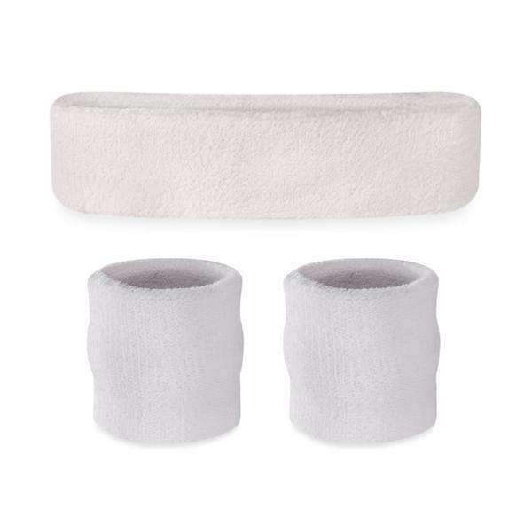 - Suddora Kids Sweatband Set (1 Headband & 2 Wristbands)