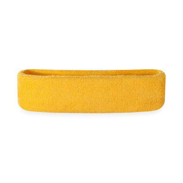 Yellow - Suddora Kids Headband [3-Pack]