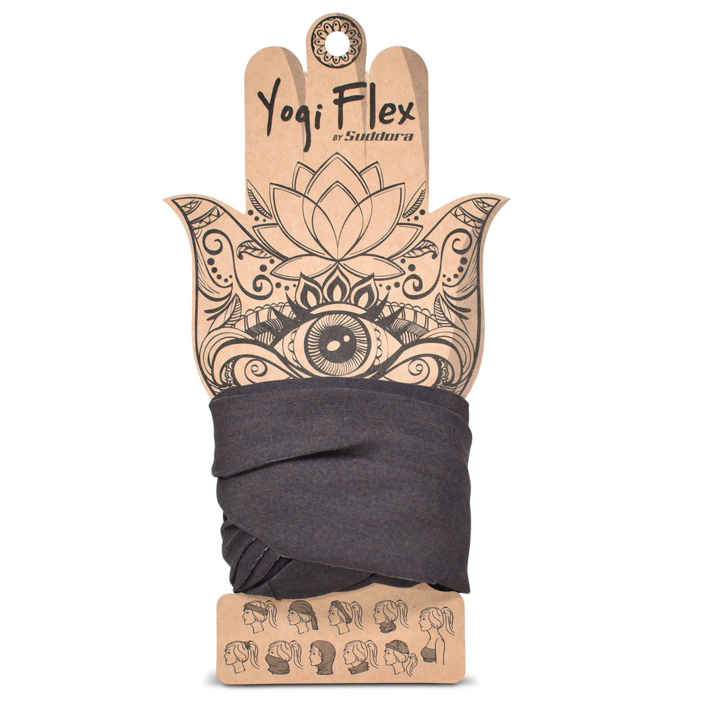Mandala (Black) - Yogi Flex (Full Size)