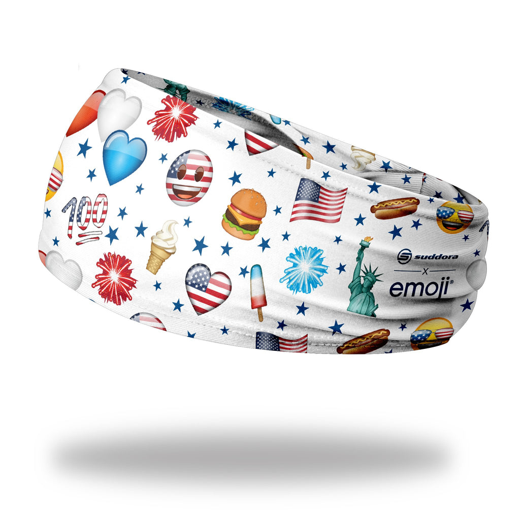 - emoji® 4th of July Headband (Light - 3.5