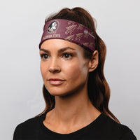 "Florida State University Headband (2.25"" Reversible)"