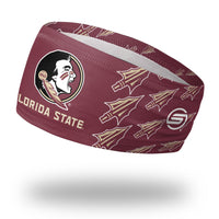 "Florida State University Headband (4.5"" Skull Wrap)"