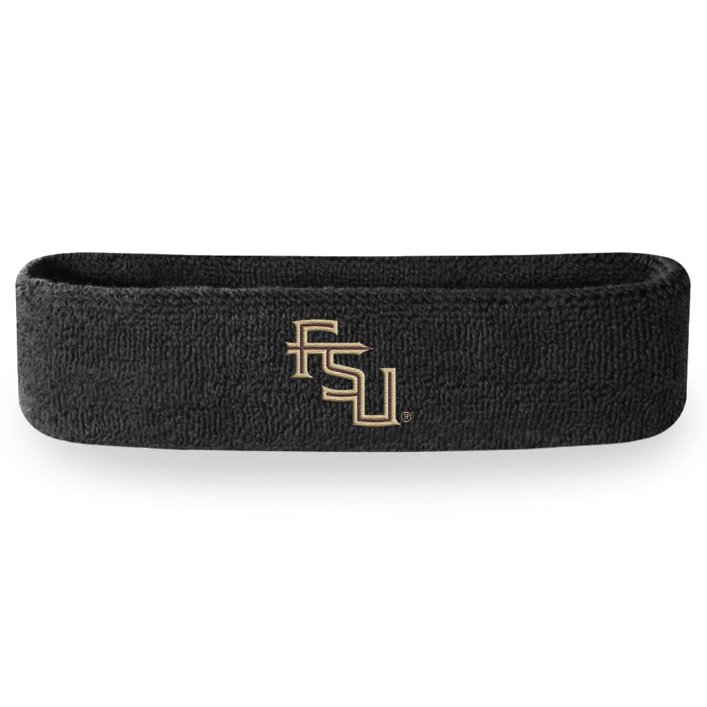 - Florida State University Headband - Black (Terry Cloth)