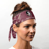 Florida State University Tie Headband