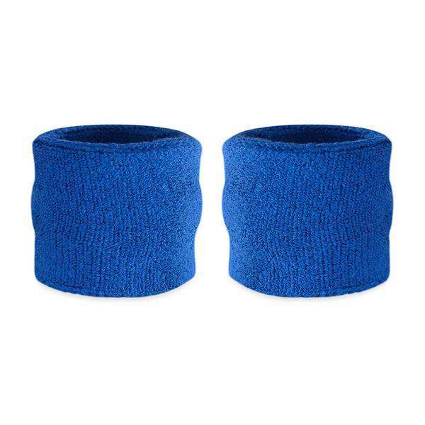 Blue - Suddora Kids Wristband Pair [3-Pack]
