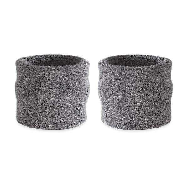 Grey - Suddora Kids Wristband Pair