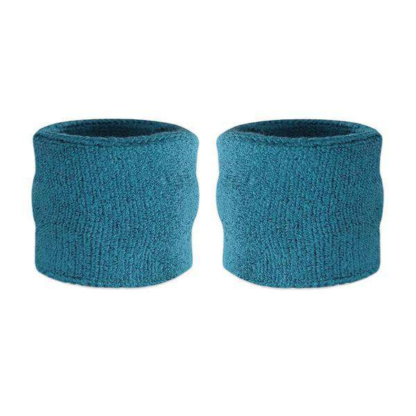 Teal - Suddora Kids Wristband Pair [3-Pack]