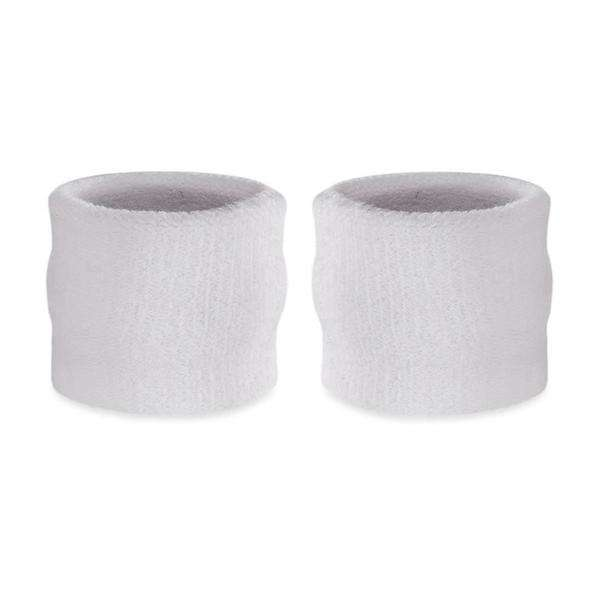 White - Suddora Kids Wristband Pair