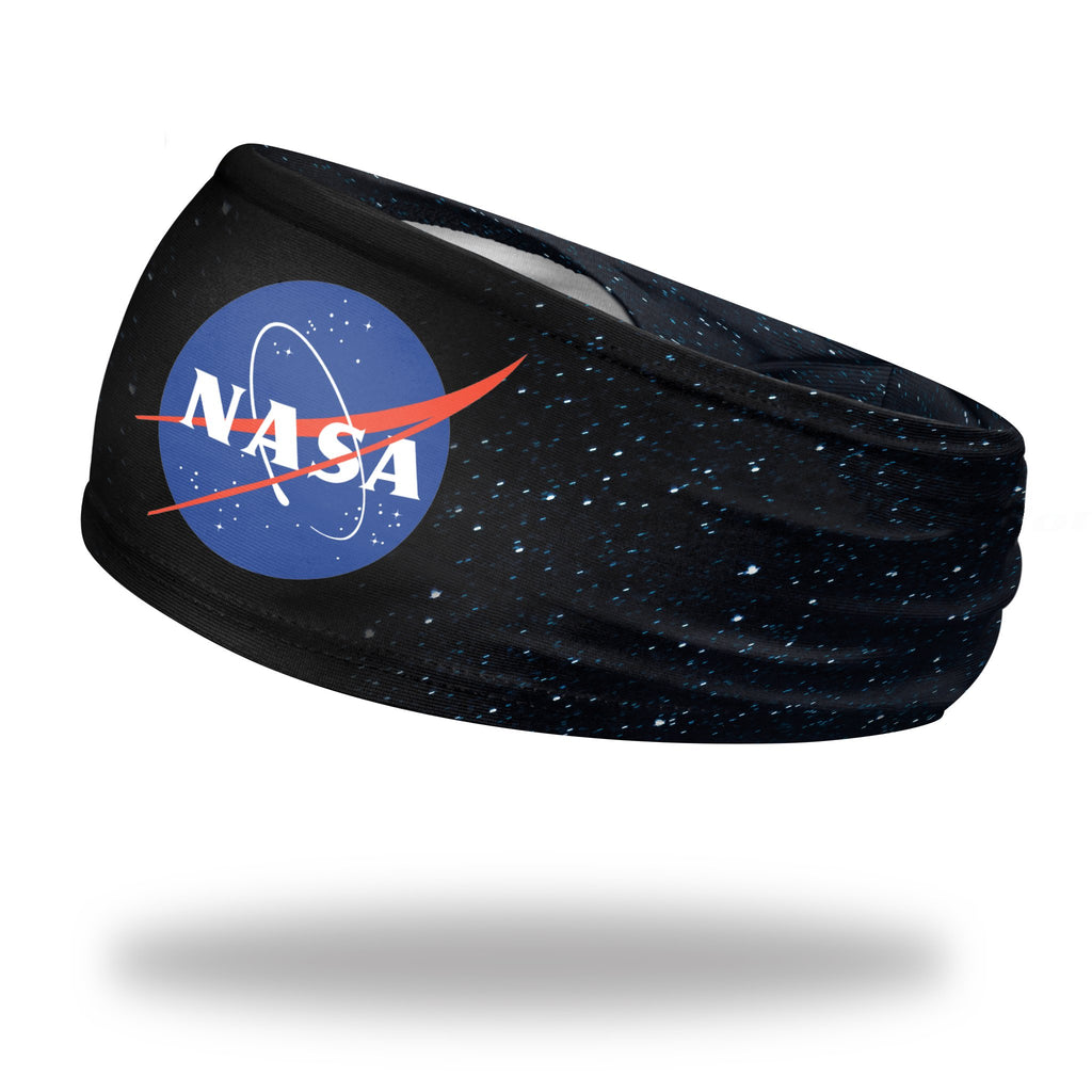 - NASA Tapered Non-Slip Headband