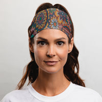 "70's Headband (3.5"" Tapered)"